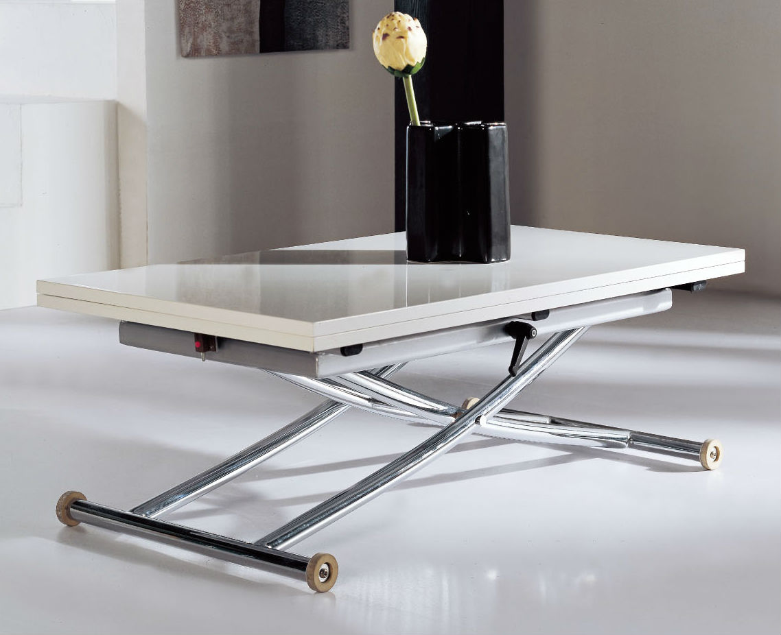 Transforming Space Saving Table Expand Furniture