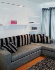 MurphySofa sectional wall bed closed - sold by expand furniture