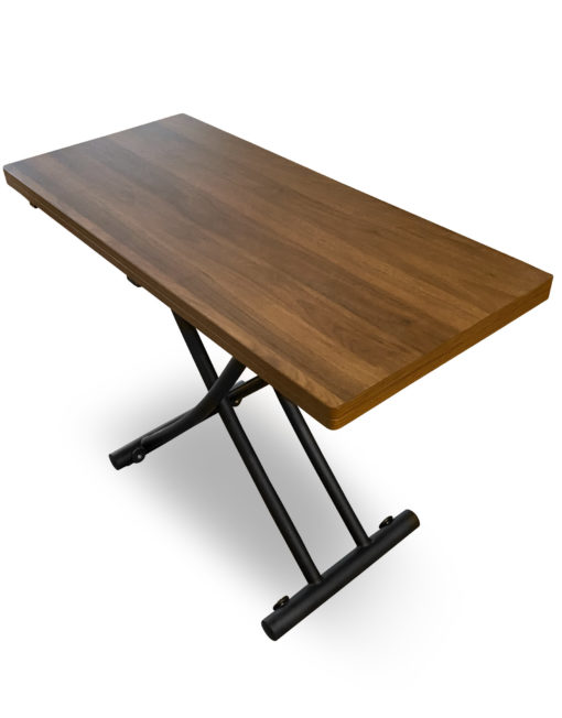 Transforming-Table-evolved-v3-height-adjustable-coffee-table-in-walnut-color