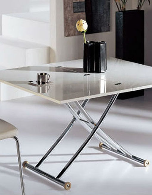 Transforming space saving table expand furniture - Expand furniture ...