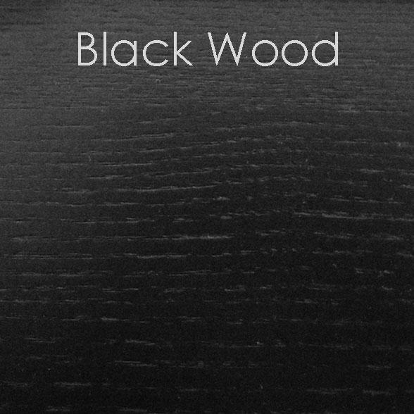 black wood table top. Oak Wood, Rustic, Countryside Come With Chrome Legs. Black Wood Table Top Available Finishes: B