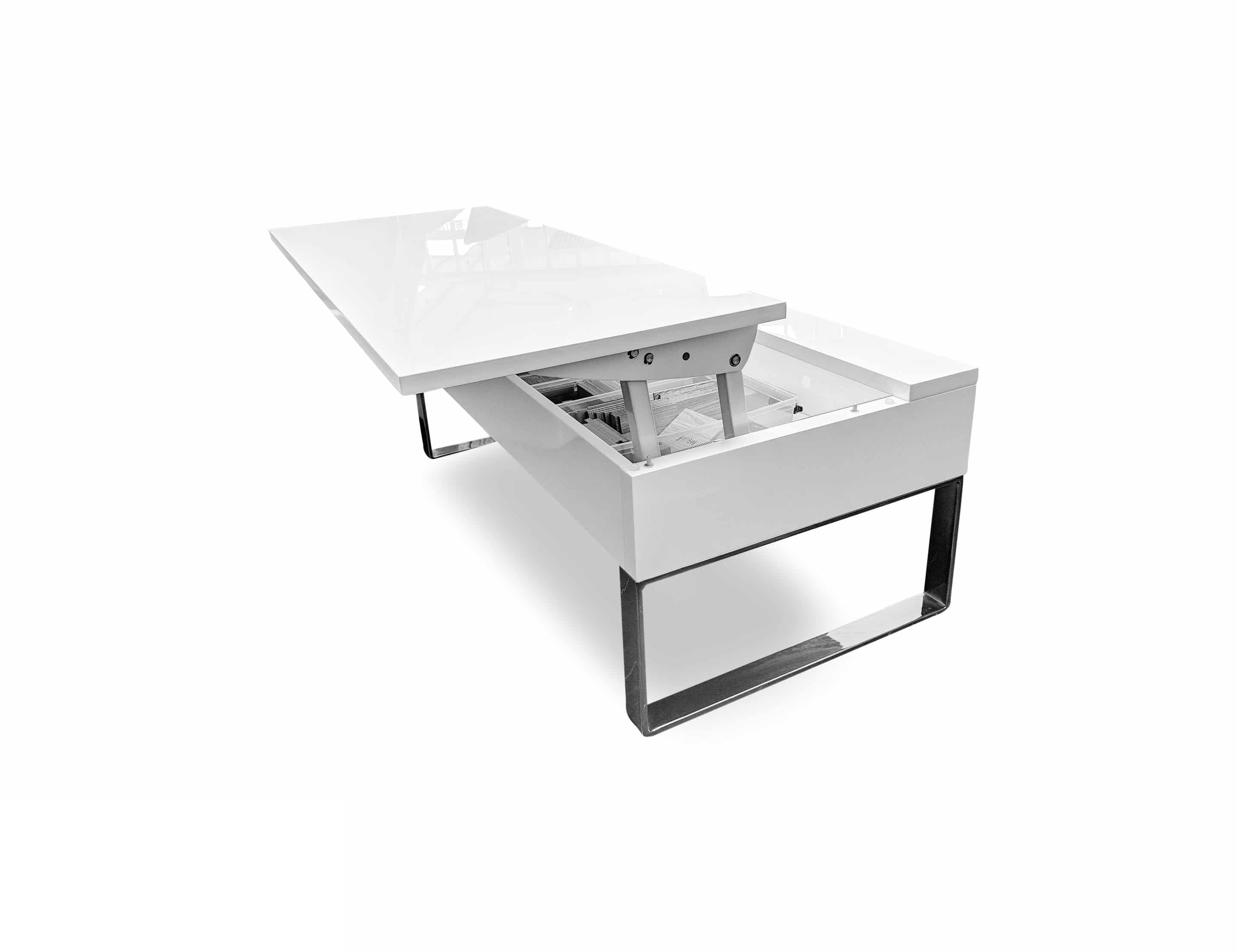 Table De Ping Pong Transformable lifting coffee table | expand furniture