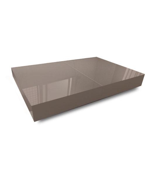 Box-coffee-table-in-glossy-grey-coffee-finish