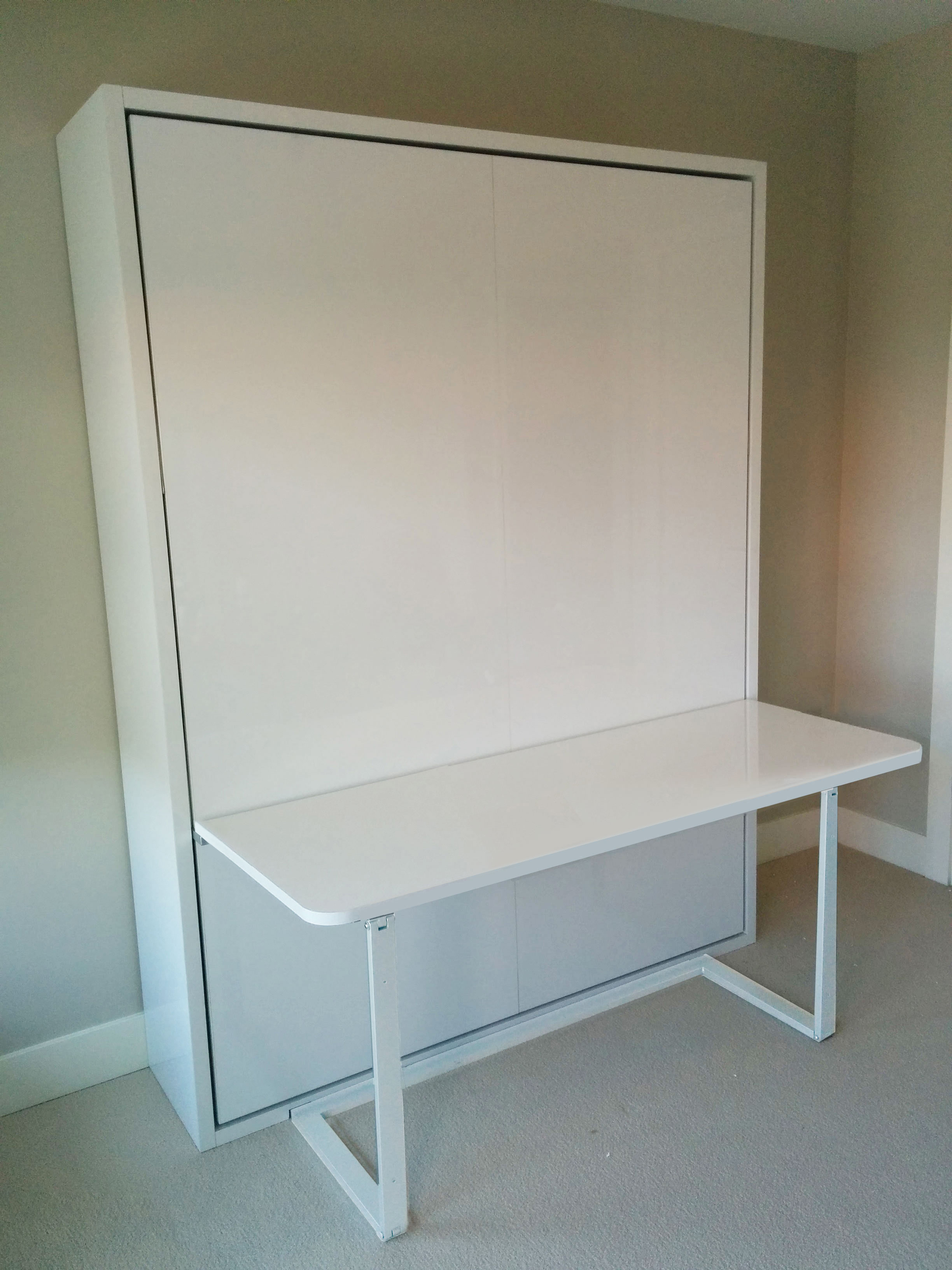 Picture of: Wall Bed Desk Murphysofa Expand Furniture