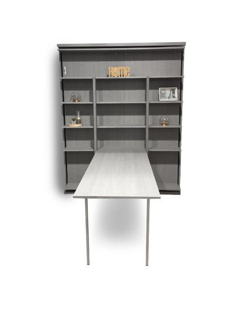 Grey-Revolving-wall-bed-table