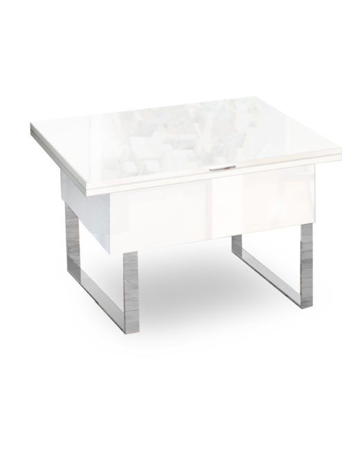 Space-saving-table-in-white-gloss-expand-furniture