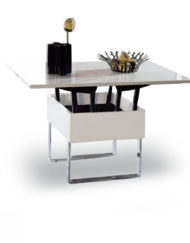 Space-saving-table-in-white-gloss-paint-openedjpg