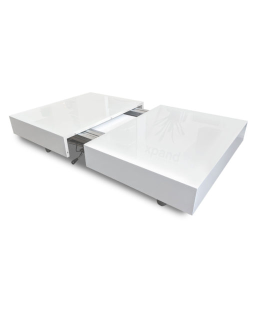 Transforming-Box-Coffee-dining-table-in-white-by-expand-furniture