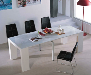 junior giant extended as a conference table