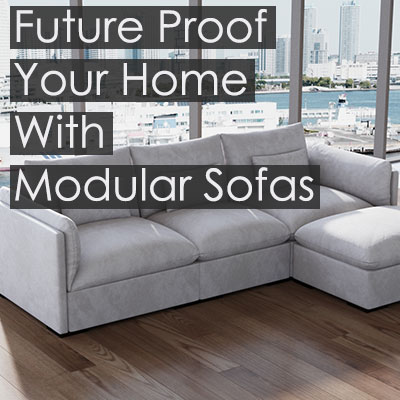 Future Proof Your Home With Modular Sofa Designs