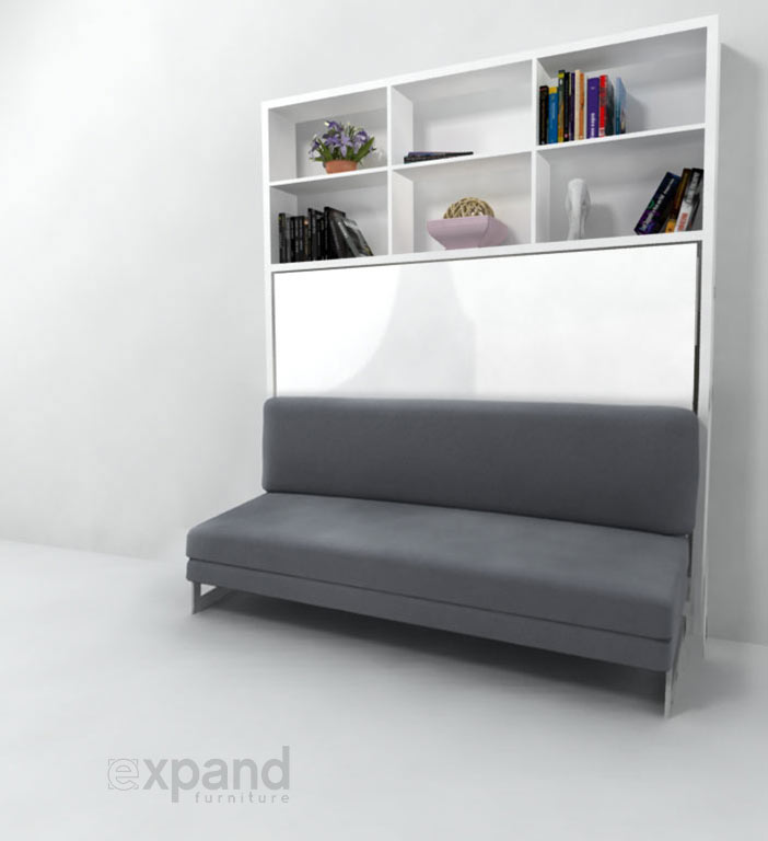 Italian Wall Bed Sofa Expand Furniture