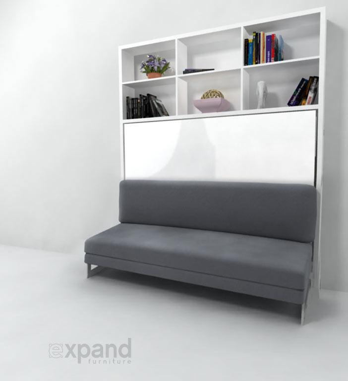 Italian Wall Bed Sofa | Expand Furniture