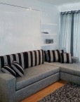 fixed chaise clean wall bed couch from expandfurniture.com