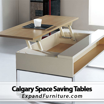 Get your Calgary space saving table from Expand Furniture today!