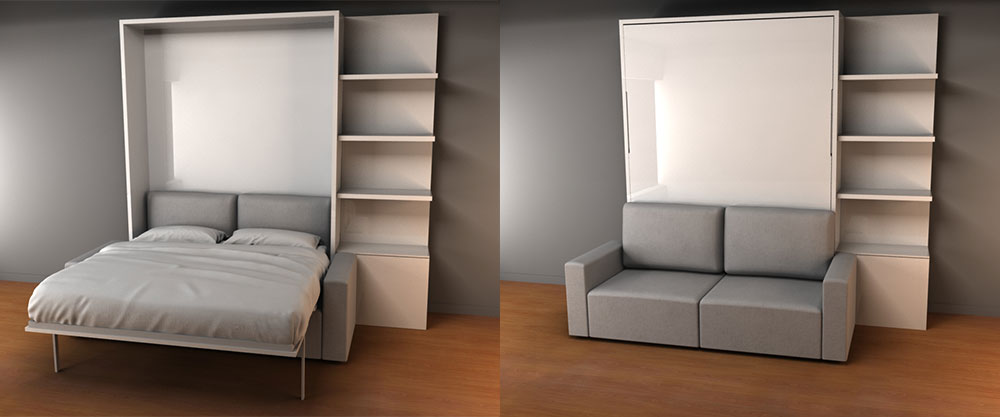 nyc space saving furniture by expand furniture