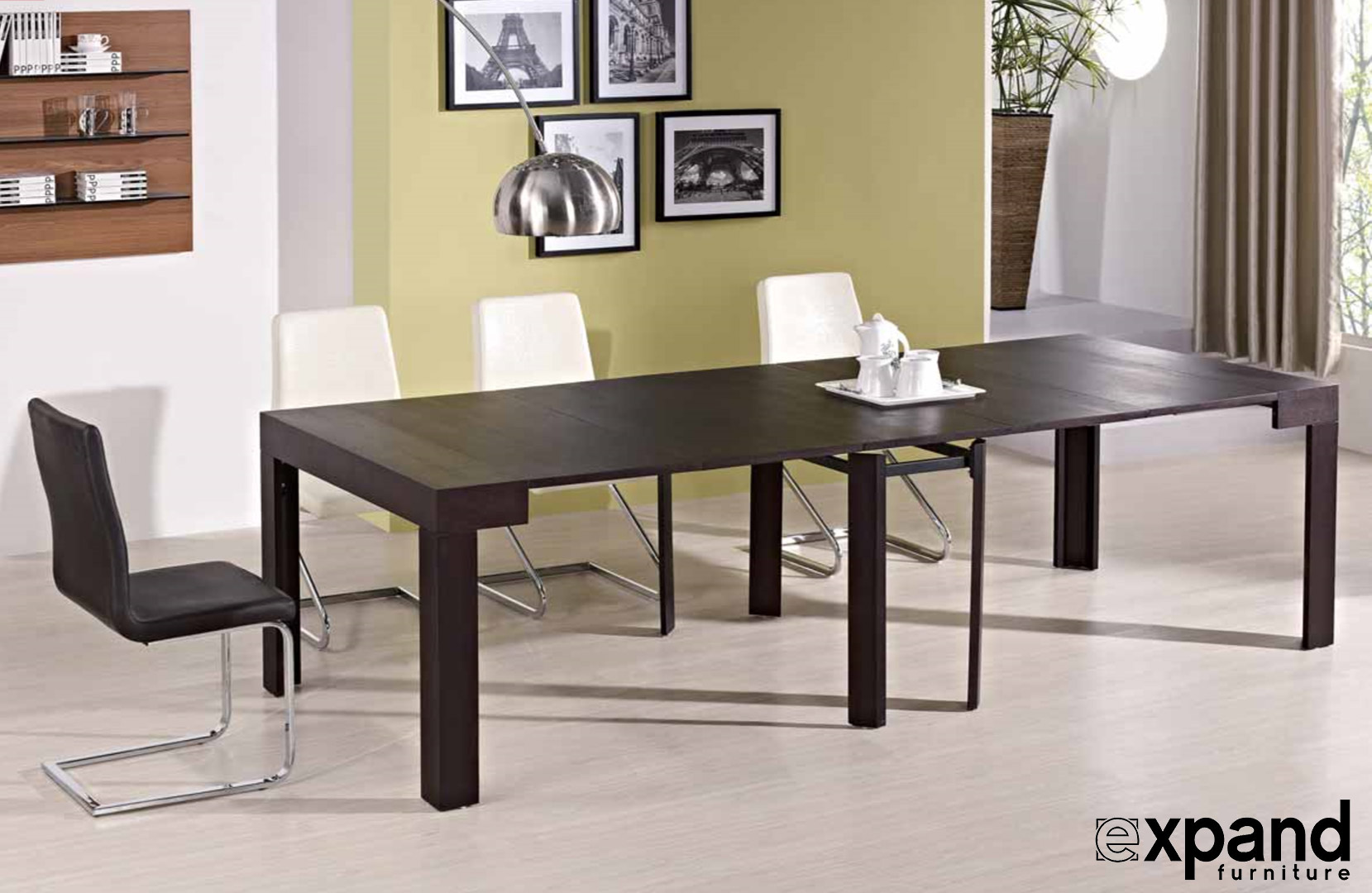Small Kitchen Table Sets For Tiny titan transforming kitchen table expand furniture prev workwithnaturefo