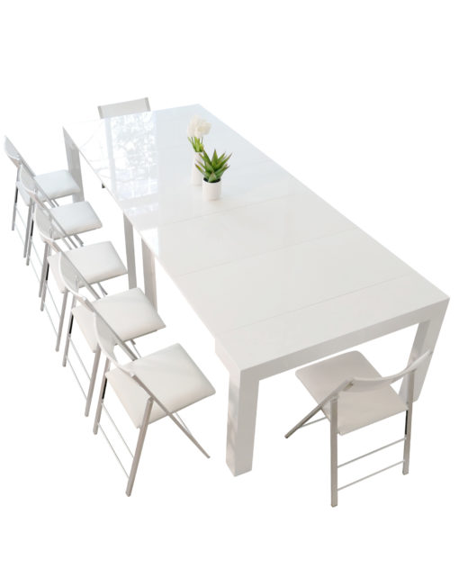 White-Tiny-Titan-Transformer-Table-extends-to-seat-12-nano-chairs