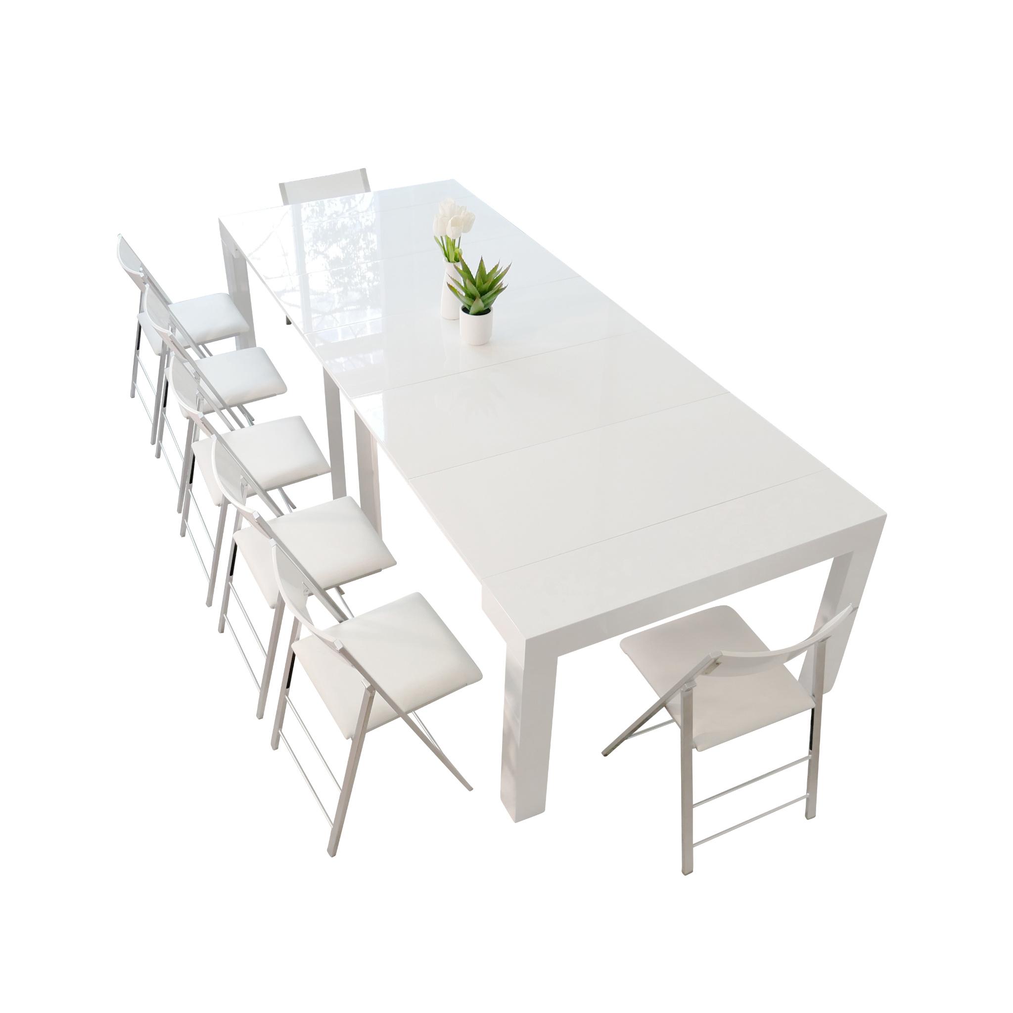 Tiny Titan Transforming Kitchen Table Expand Furniture