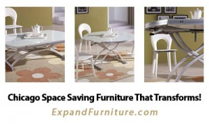 Online Expanding Dining Room Table For Chicago City Living