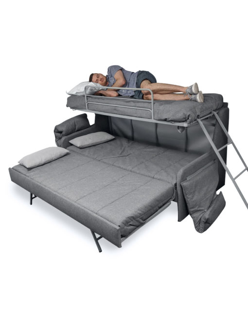Italian-Sofa-triple-bunk-bed-system-expand-furniture