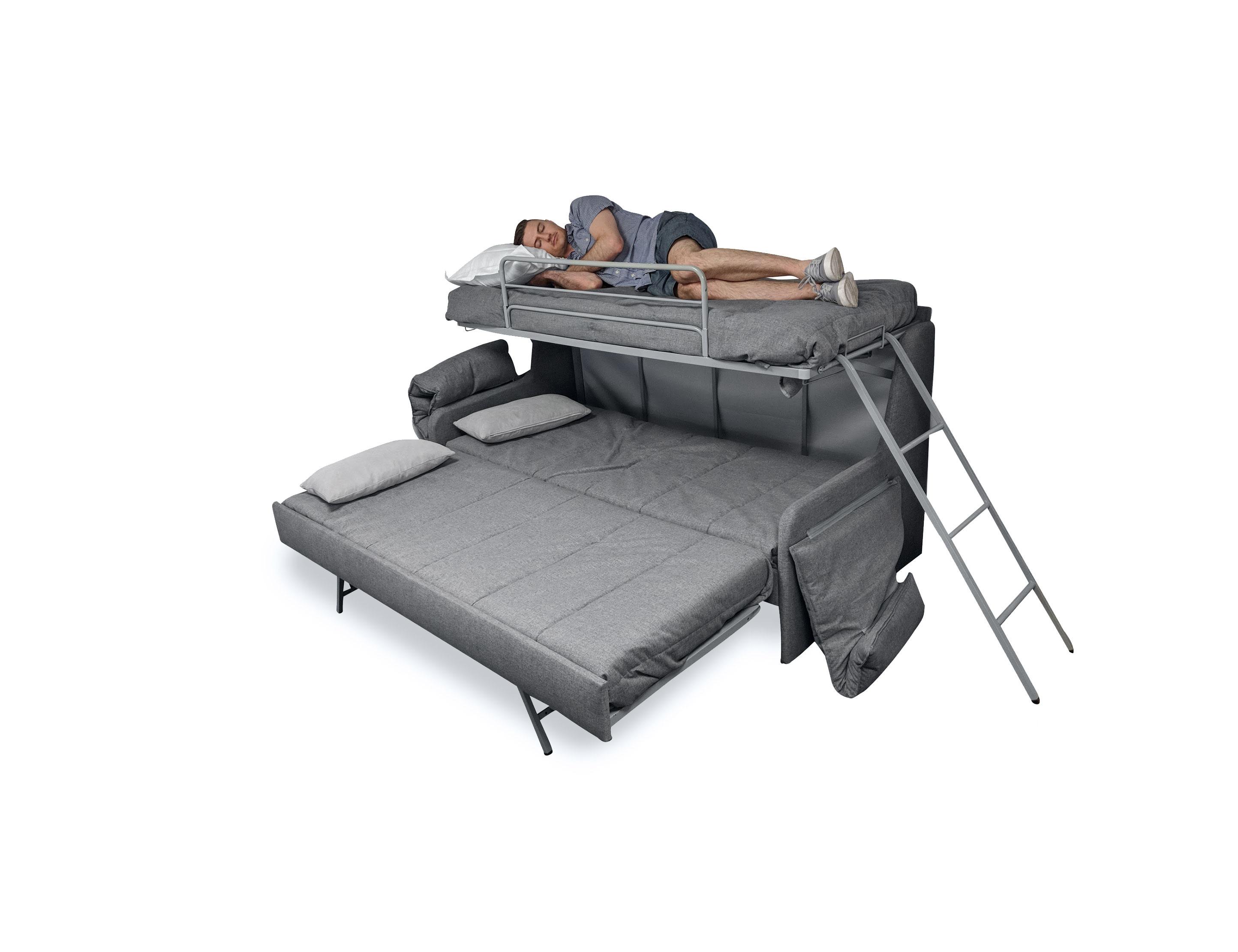 Transforming Sofa Bunk Bed Expand Furniture