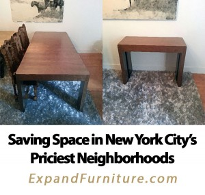 Saving Space in New York City's Priciest Neighborhoods with Adam Joubert of Expand Furniture