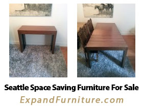 Extending Coffee To Dining Table in Seattle Washington