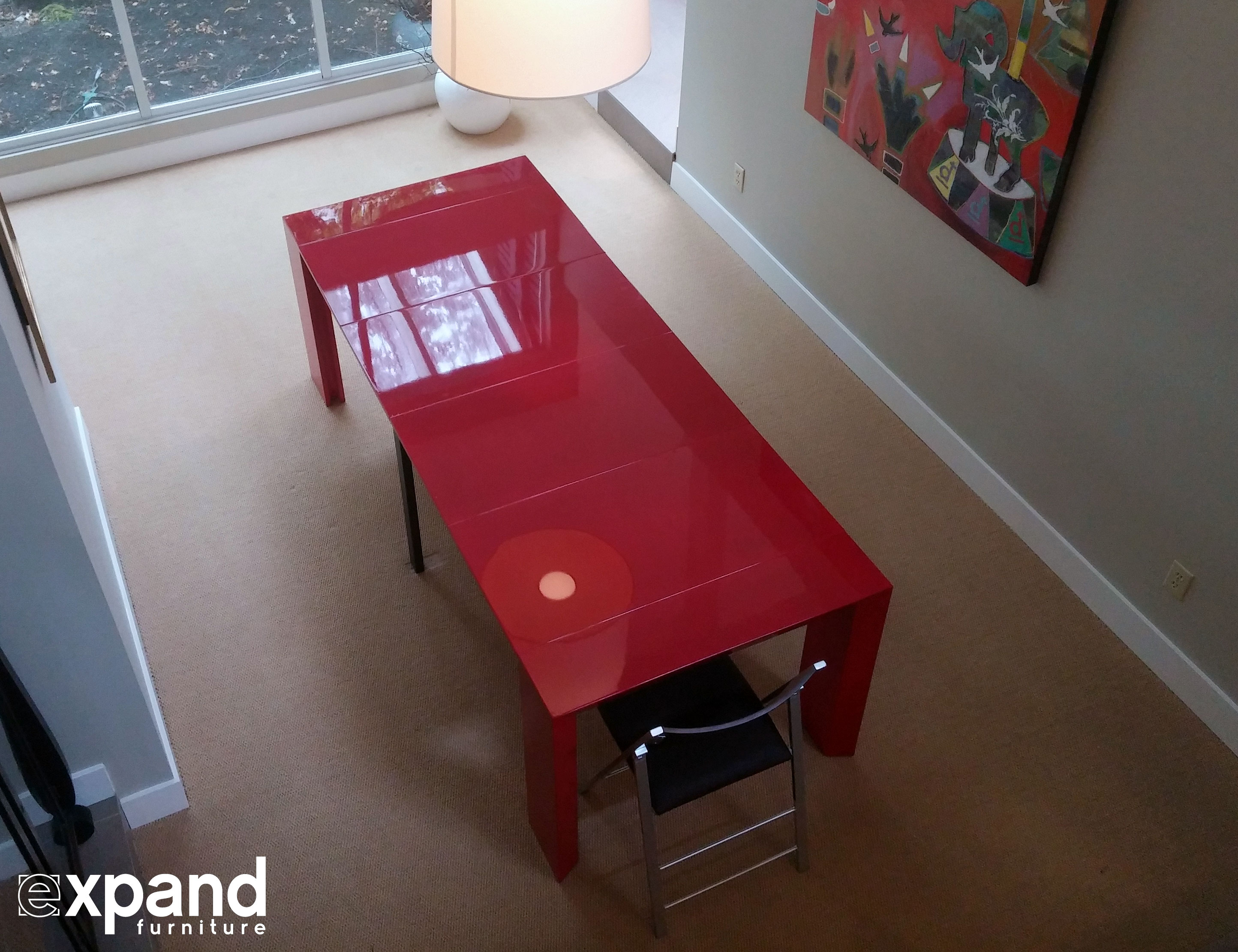 Junior Giant Edge Modern Dining Table Expand Furniture