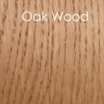 oak wood panel example