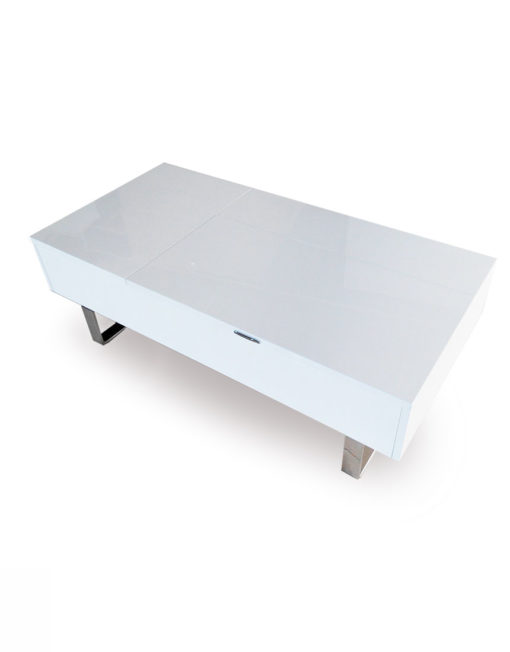 Occam Coffee Table With Dual Lift Top In