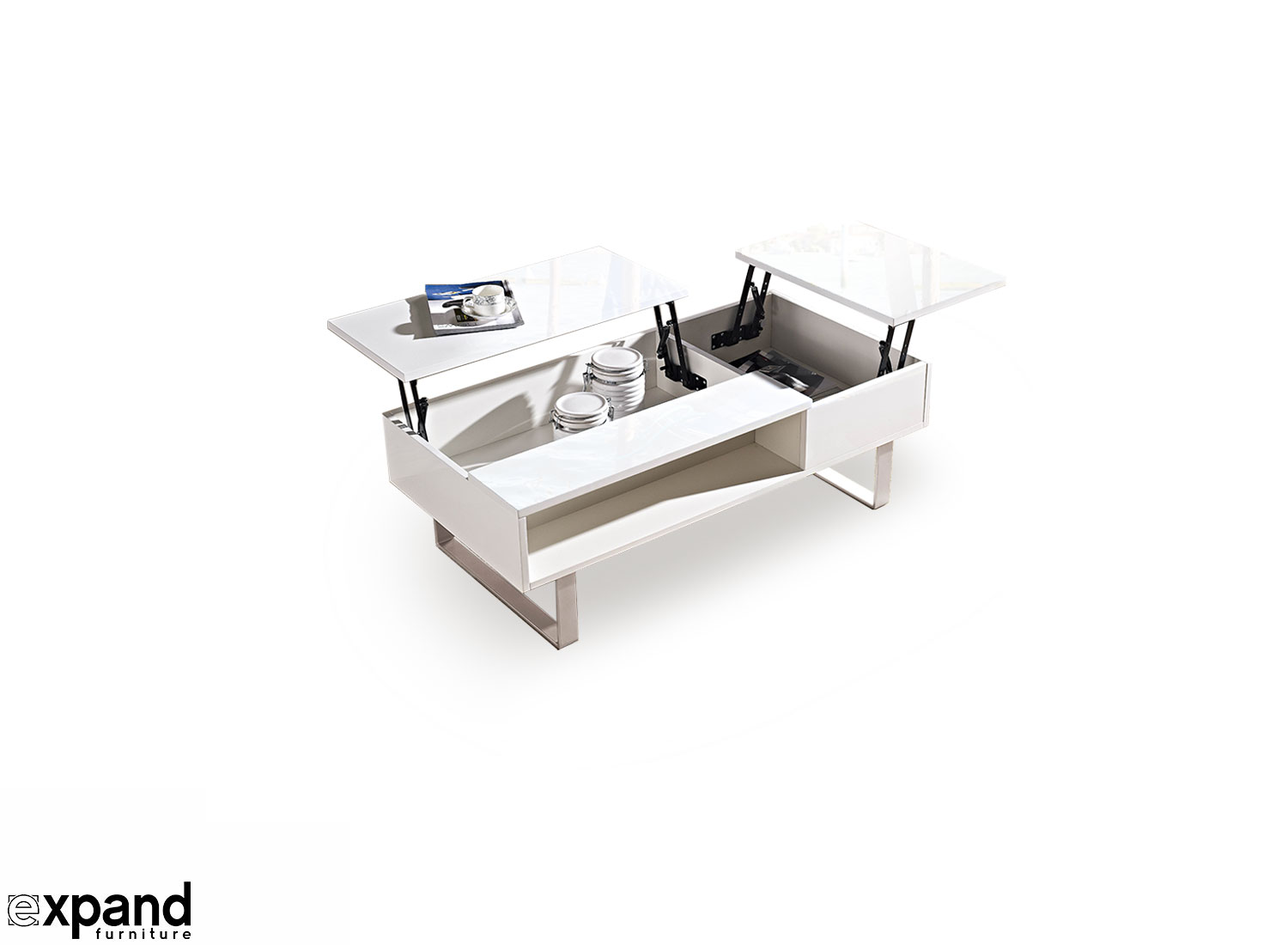White Lift Up Coffee Table.Occam Coffee Table With Lift Top