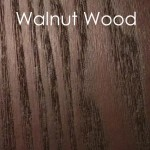 walnut wood panel example