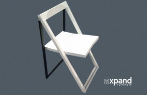 black-and-white-pendulum-chair