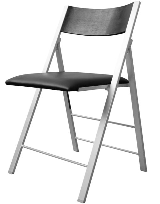 nano-folding-chair-in-black-wood-with-silver-legs