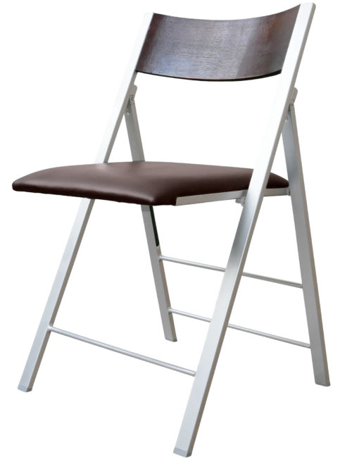 nano-folding-chair-in-walnut-wood-with-silver-legs