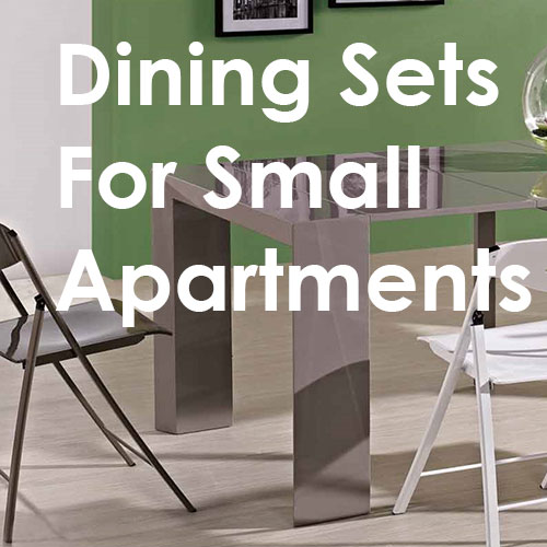 Dining Sets For Small Apartments ~ Dining sets for small apartments expand furniture