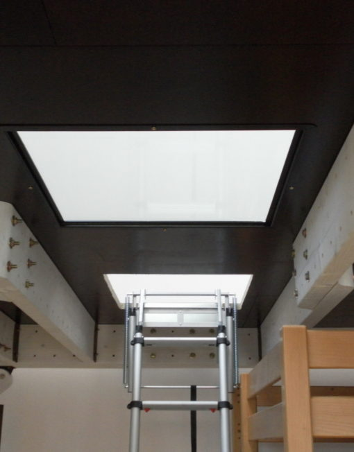Skylight for tecrostar loft