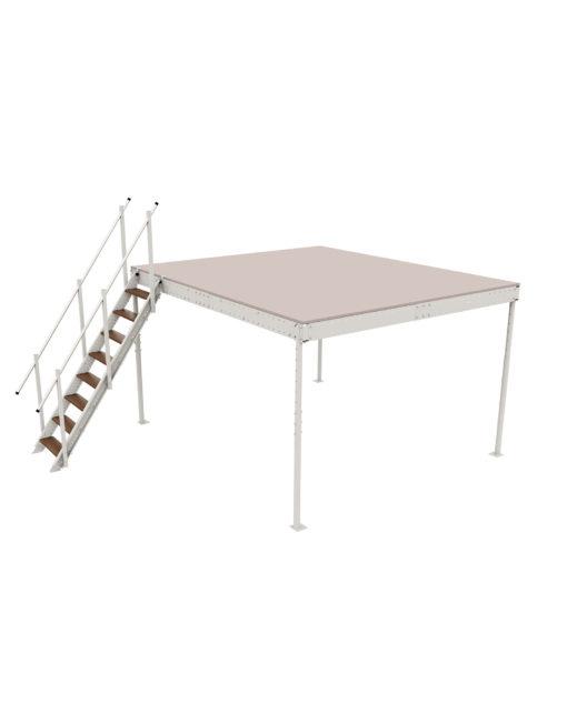 t15 stair kit for 15 mezzanine
