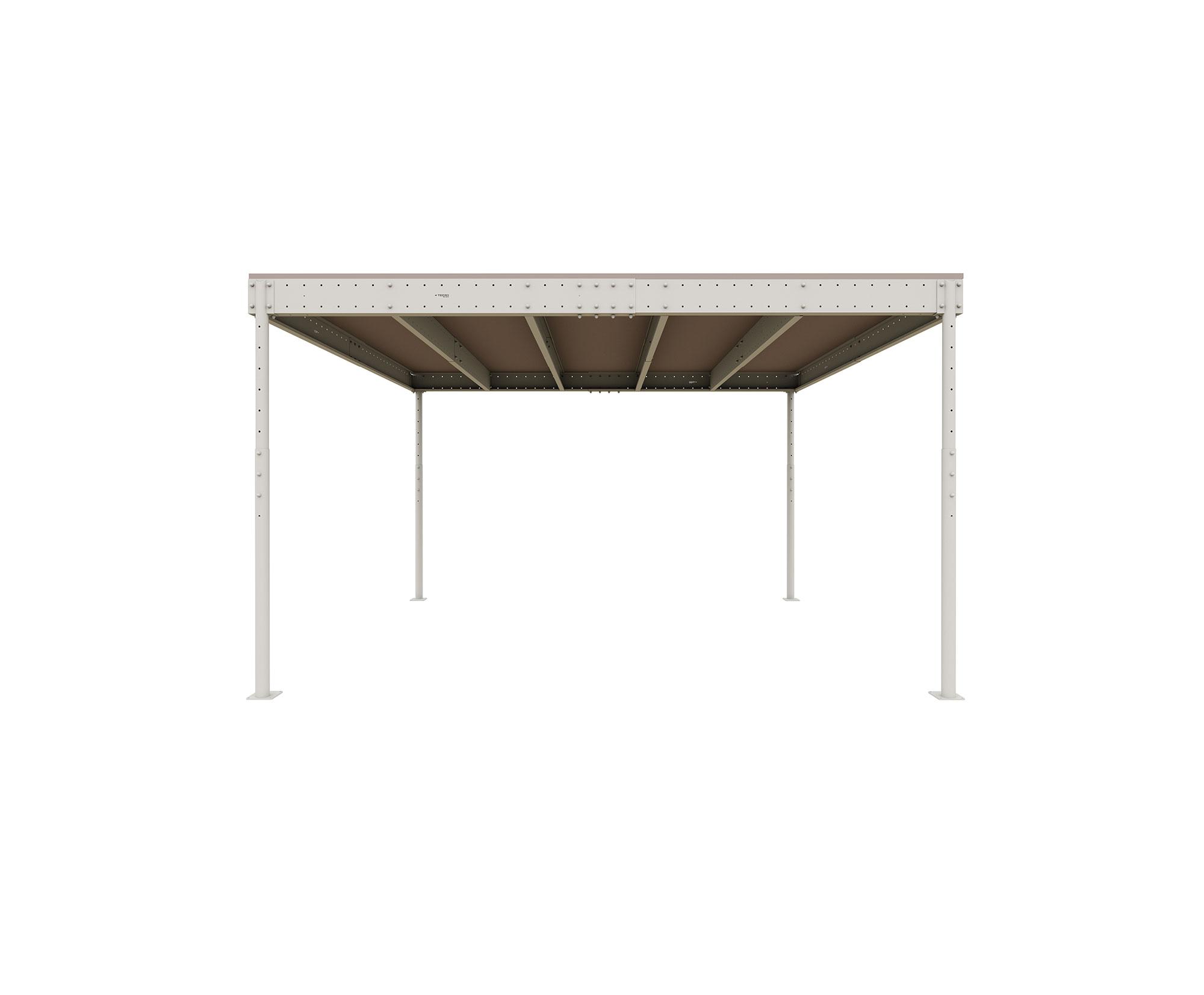 Loft Bed Structure T15 Mezzanine | Expand Furniture