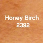 Honey-Birch cabinet bed color