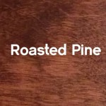 Roasted-Pine cabinet bed color