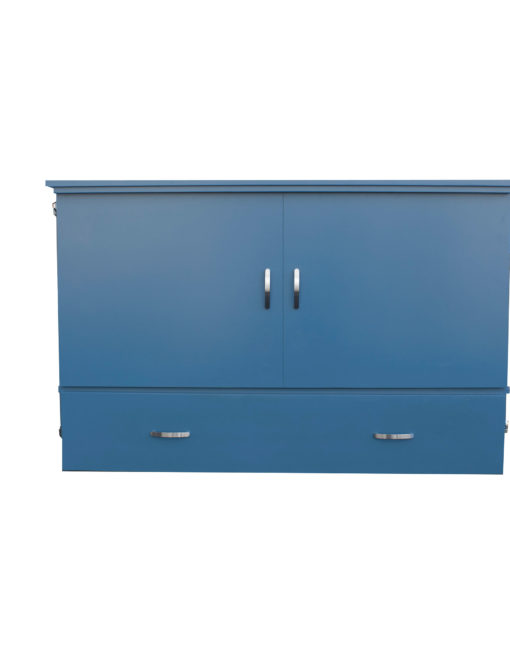 custom-cabinet-bed-in-blue-paint