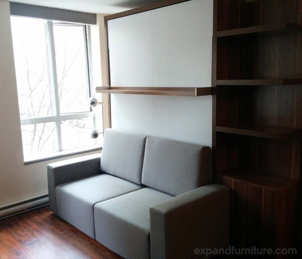 Wall Bed Sofa Combo Murphy Bed Sofa Combo Voqalmedia A Small Property Work For Rental Income