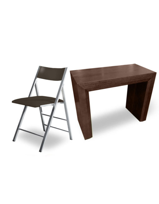 Junior-giant-dining-set-with-walnut-table-and-walnut-nano-chairs