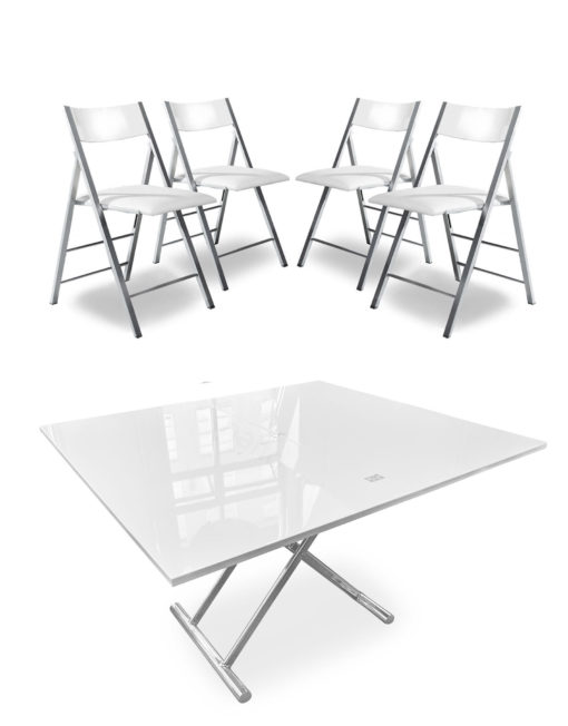 Transforming-Table-Space-Saver-Evolved-dinner-set-table-transformer-white-gloss