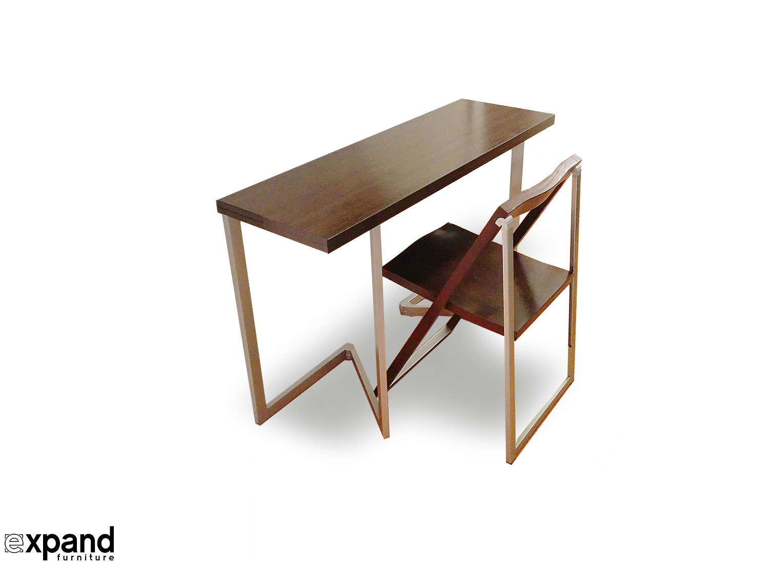 Console To Dining Room Set Expand Furniture Folding