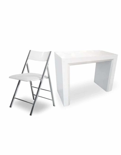 White-Glossy-Dining-set-transforming-furniture-Junior-Giant-set