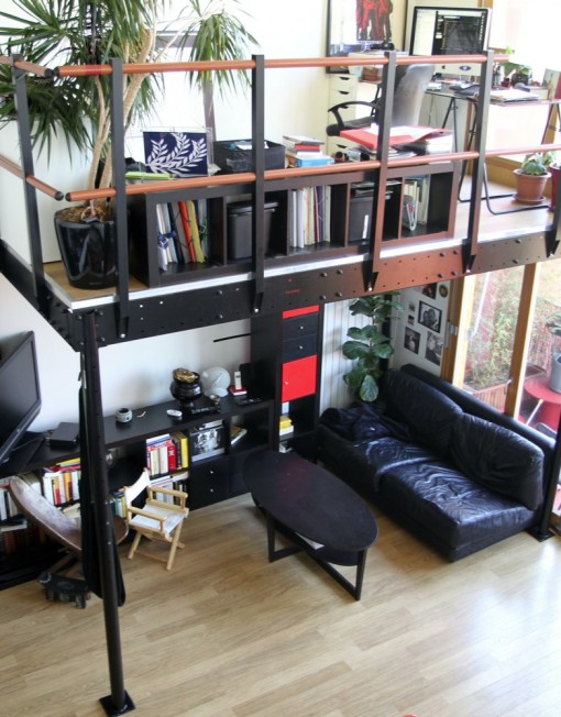 DIY Loft Beds For Your Los Angeles Home | Expand Furniture