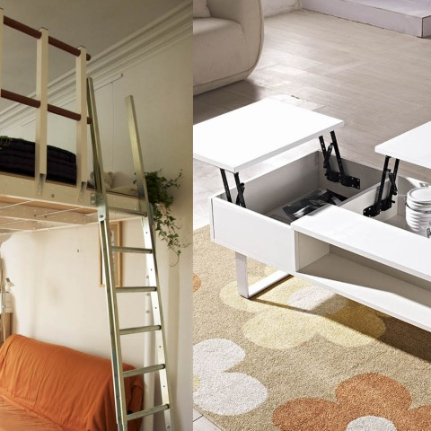 Smart Space Saving Ideas For Your Home Expand Furniture