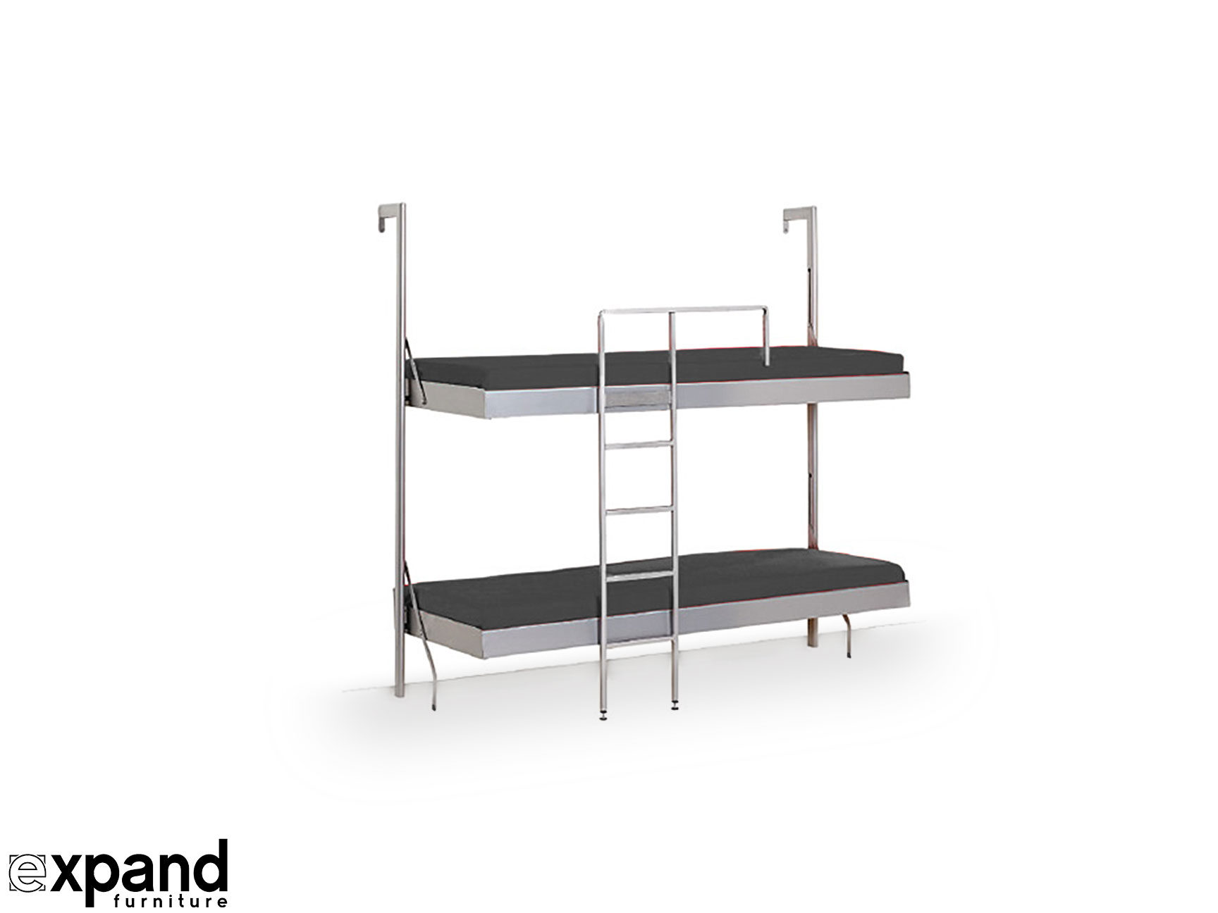 Italian Murphy Bunk Beds Simple Clean Modern Design